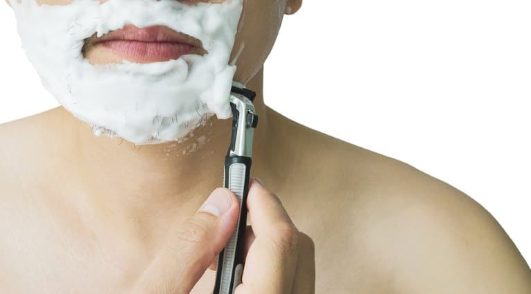If you shave your chin and have chin acne, you may want to change up your shaving routine.