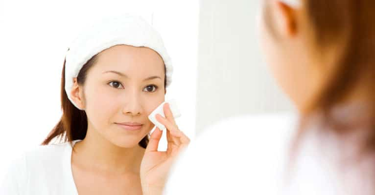 facial care for acne