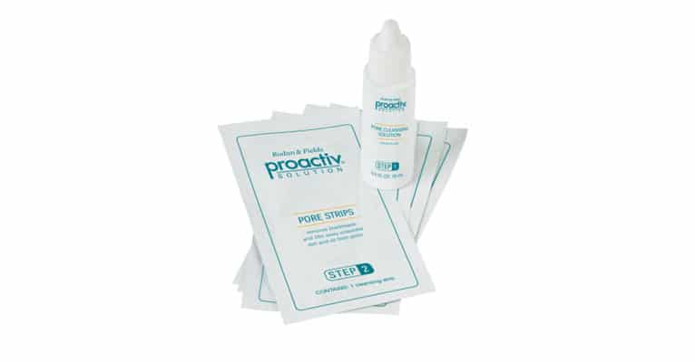 proactiv pore cleansing system