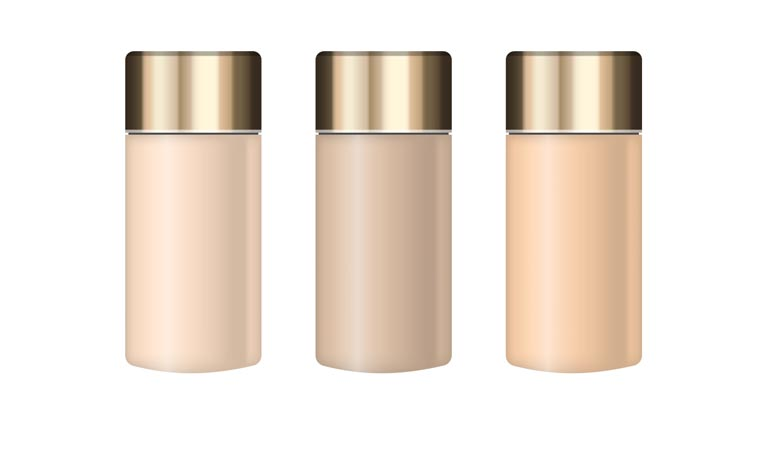 Concealer to cover acne