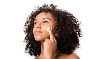 treating acne on dark skin