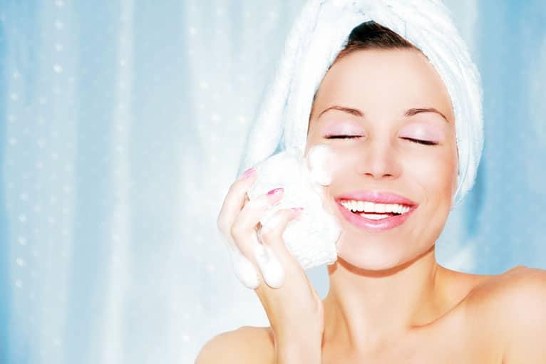 acne scrub
