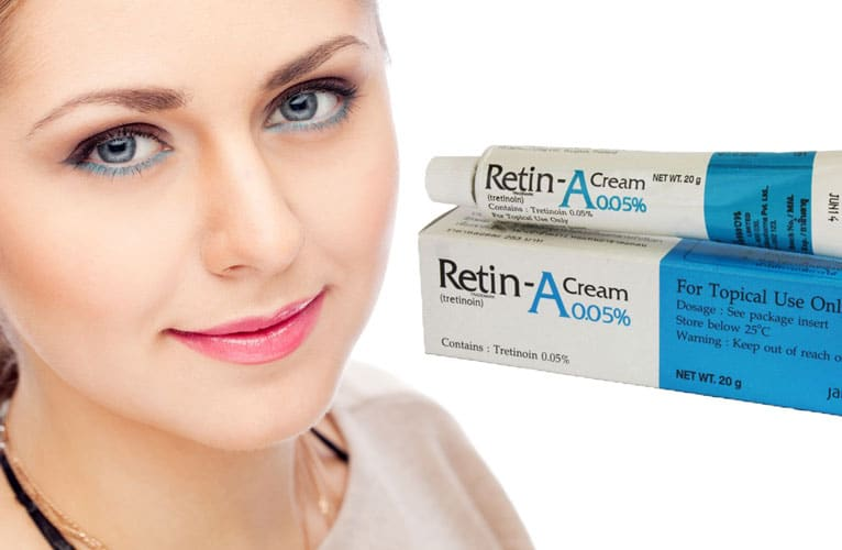 Retin-A Cream Topical Acne Treatment