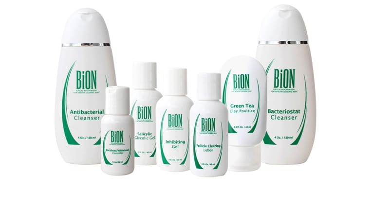 Bion For Treating Acne