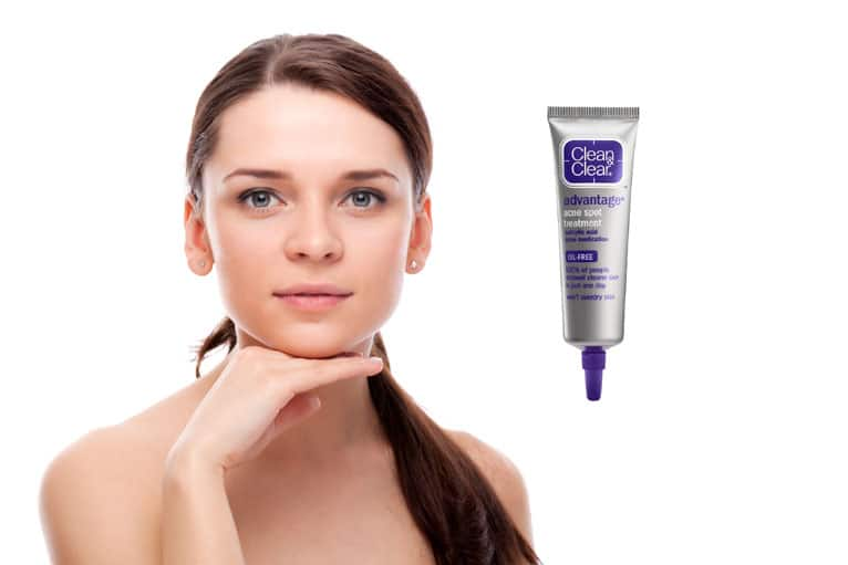 Clean and Clear Advanced Acne Spot Treatment