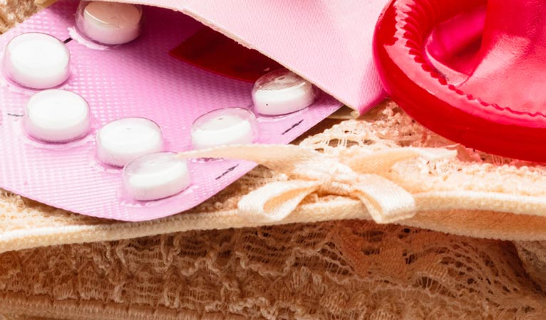 Contraceptive pills help treat acne