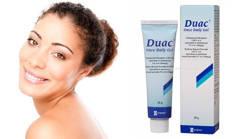 Duac Once Daily Gel for Acne