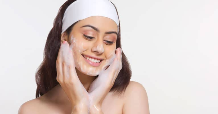 foaming sulfur for acne