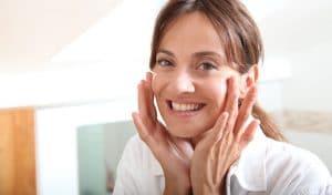 Moisturize skin to prevent acne