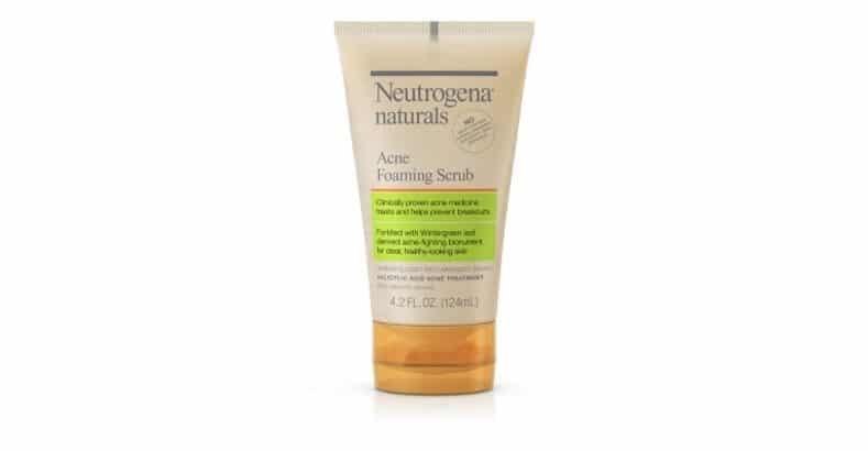 Neutrogena Acne Foaming Scrub