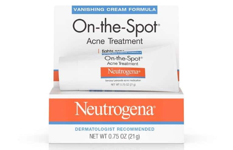 On-the-Spot Acne Treatment
