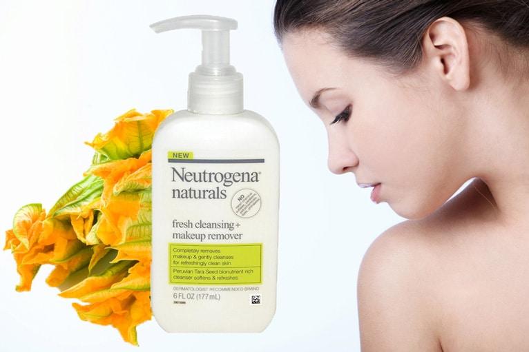 Neutrogena Naturals Cleanser