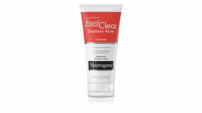 Neutrogena Rapid Clear Stubborn Acne product