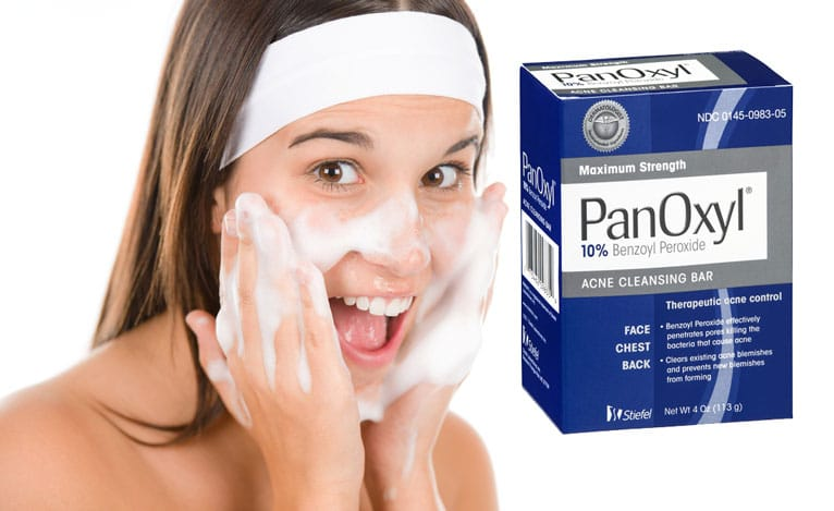 Panoxyl Acne Cleanser