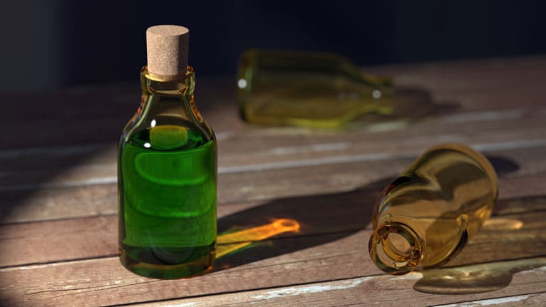 Pure Tea Tree Oil for Acne