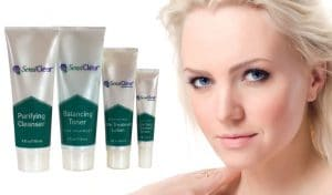 Sensiclear acne treatment