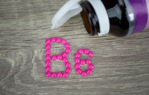 Vitamin B6 for acne