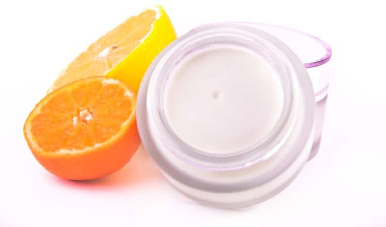This vitamin is most useful when applied directly to the skin to treat acne scars or dark spots caused by acne.