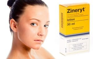 Zineryt Acne Lotion
