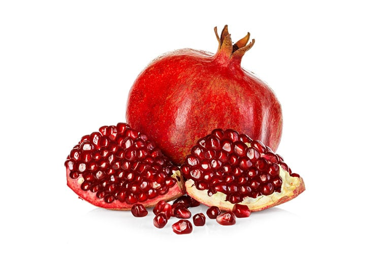 Superfood for Acne Pomegranate