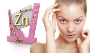 Zinc Acne Treatment