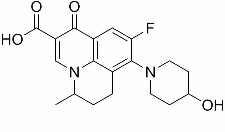 Nadifloxacin for Acne