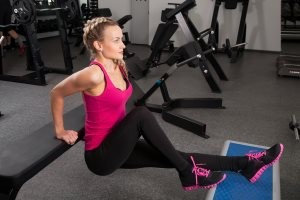 Both gym equipment and the clothes you workout in could be a problem.