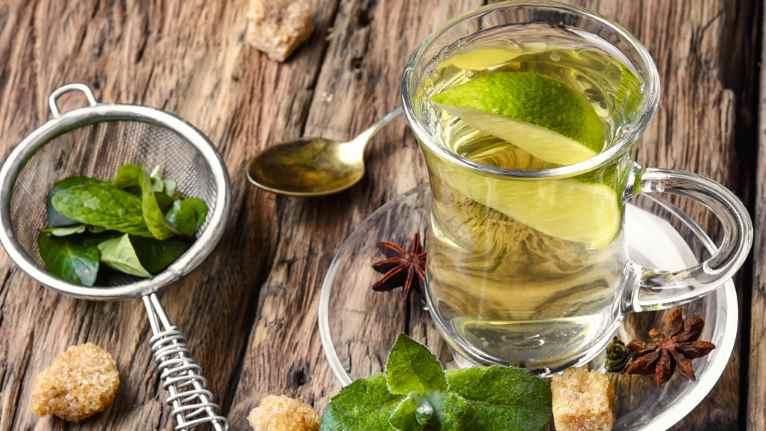 Spearmint Tea Acne