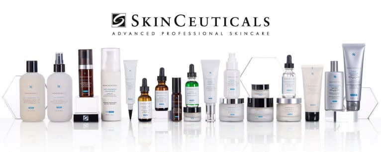 Skinceuticals' products